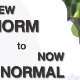 NEW NORM to NOW NORMAL